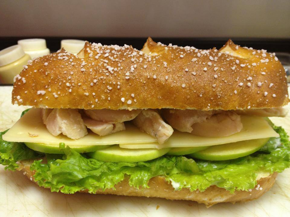Chicken Zone Sandwich